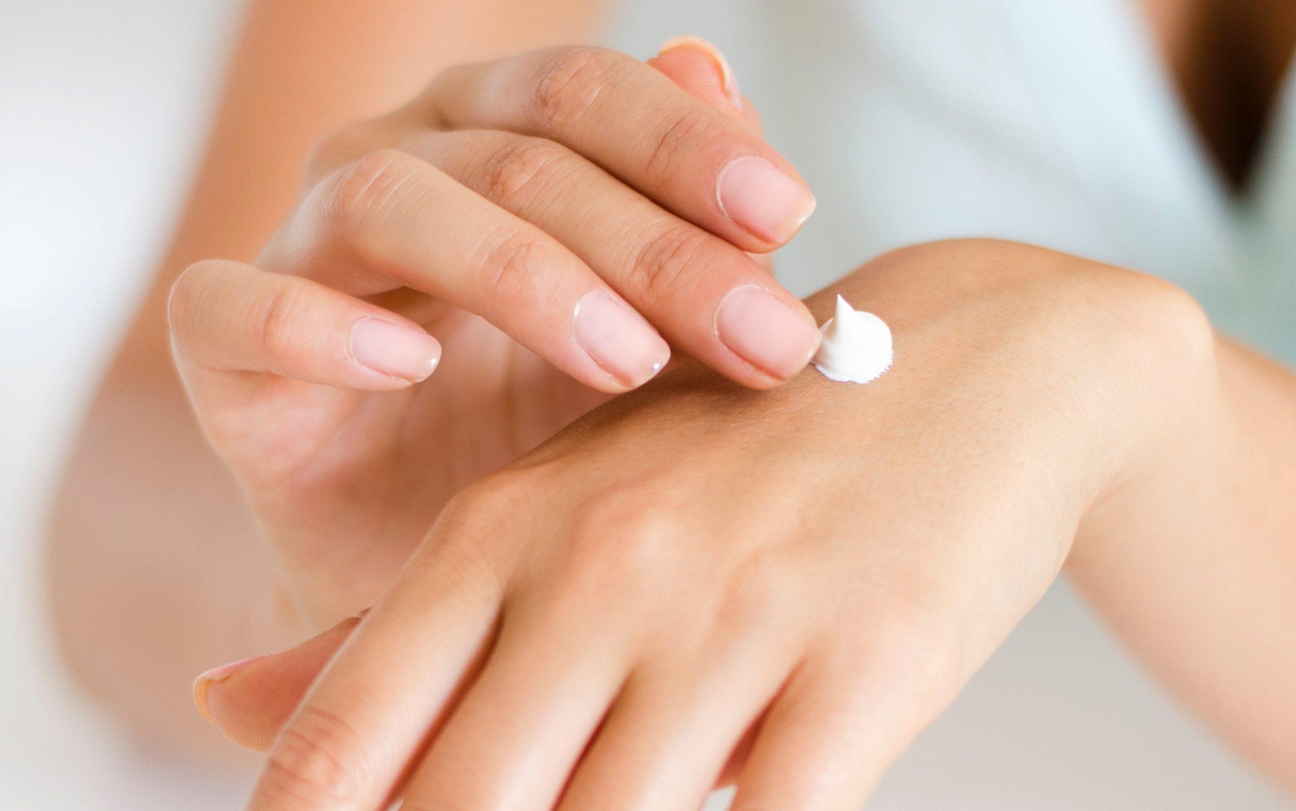 jak nawilżyć suchą skórę